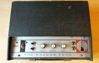 Rare 1960's Wem Watkins Tube Tape Echo 'The Shadow' Vintage Mullard ECC83 Valves