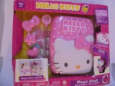 HELLO KITTY MAGICAL Diary 6 accessories set.
