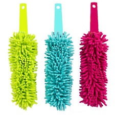 Microfibre DUSTER, RADIATOR & BLIND CLEANER Noodle Duster -Removable & Washable