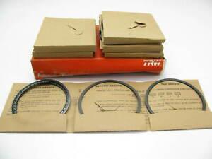 TRW T8113X Engine Piston Rings - Standard 1967-1970 GM 250