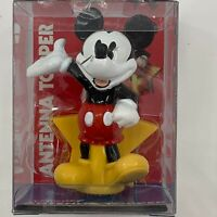 Disney Antenna Topper with Hanger Cord Mickey Mouse Antenna Topper - Hanger NOS