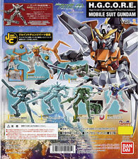 HG Core Mobile Suit Gundam Vol. 2 -  7 Figure Set    NEW   US SELLER
