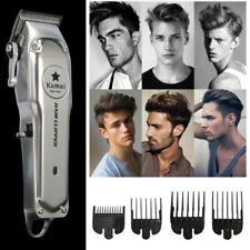 Kemei KM-1997 All-metal Professional Hair Clipper Electric Cordless Hair Trimmer