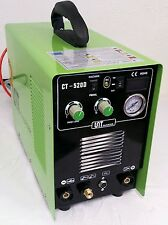 SIMADRE USED 50A PLASMA CUTTER 200A TIG/MMA/ARC WELDER - NOT WORKING