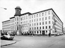 Old Photo. Boston, MA. Chickering & Sons Piano Factory