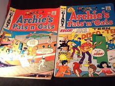 Archie's Pals 'N' Gals no.48 And No 49, 1968