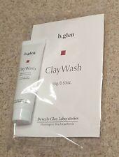 B.Glen Clay Wash Mild Facial Cleanser Natural Clay .53 Oz Beverly Glen Sample Sz