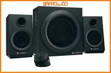 0557611 Logitech Z333 Altoparlanti Nero Elettronica