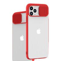 iPHONE X XS XR 11 12 Pro Max Mini - Schutzhülle Hülle Case Tasche Kamera Schutz