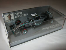 1:43 Mercedes GP W06 N. Rosberg Japan GP 2015 410150206 Minichamps new L.E. OVP
