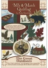 Anita Goodesign The Great Outdoors Embroidery Machine Design CD