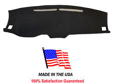 2014-2015 Toyota Tundra Dash Cover Black Carpet TO117-5 Made in the USA