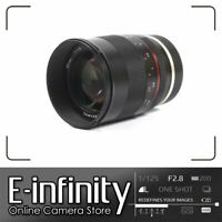 NEW Samyang 85mm f/1.8 Lens for Sony E