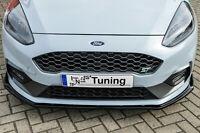 Sonderaktion Spoilerschwert Frontspoiler aus ABS für Ford Fiesta ST MK8 JHH  ABE
