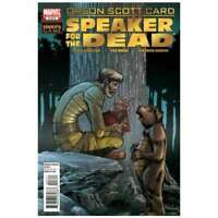 Speaker for the Dead #3 in Near Mint + condition. Marvel comics [*9i]