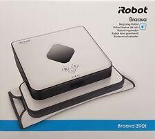 iRobot Braava 390t Aspirapolvere, Pulisce Superficie fino A 92,9 Con ² - Nuovo &