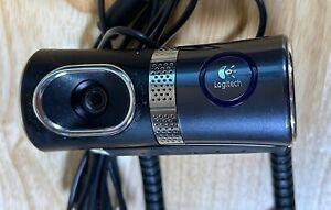 Logitech QuickCam Ultra Vision Webcam V-UBH44 Fast Ship