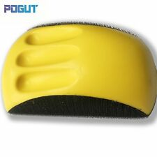 "Mouse Shaped Hand Sanding Pad for 6"" Hook & Loop Sanding Disc"