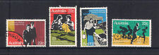 (UXAU040) AUSTRALIA 1980 Community Welfare fine used complete set
