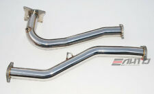 INVIDIA 76mm Exhaust Catless Downpipe Down Pipe for Legacy 2.5GT Turbo 10-12