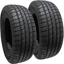 2 2556017 HIFLY 255 60 17 HR Tyres x2 110HR 255/60 R17 M&S 4x4 Car Budget SUV