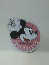 New listing Walt Disney World Annual Passholder Magnet Epcot Food and Wine Minnie Mouse
