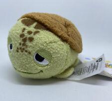 "Disney Store Tsum Tsum Mini Plush 3.5"" Crush Turtle Finding Dory *US SELLER* NWT"