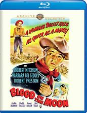 Blood on The Moon Blu-ray DVD Walter Brennan Robert Preston Barbara Bel Ge