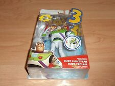 Toy Story 3 : Buzz Lightyear Karate Chopping. Mattel, a estrenar en blister
