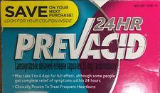 Prevacid 24 HR Capsules 28ct - 8/2018