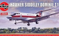 AIRFIX 1:72 Scale HAWKER SIDDELEY DOMINIE T.1 - AIRCRAFT MODEL KIT - A03009V