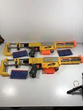 2X Nerf N Strike Recon CS 6 + 30 Brand New Darts Hasbro 2007 A1