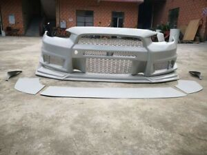VARIS 2 front Bumper for Mitsubishi Lancer, Ralliart and can fit EVO X