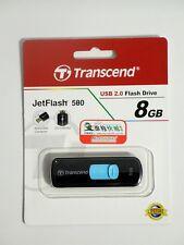 Transcend JetFlash 500 8 GB USB Flash Drive