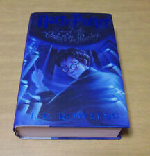 Harry Potter and the Order of the Phoenix (2003, Hardcover) ~ First Edition RARE