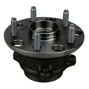 Wheel Bearing and Hub Assembly-RWD Rear CRS Automotive Parts NT512337