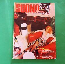 Suono HiFi stereo - Novembre 1972 - N. 16