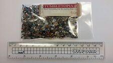 50g BAG Mixed Semi Precious Gemstone FINE Pieces Chips TUMBLETOPIA TUMBLESTONES