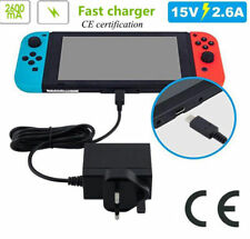 Fast Charging Charger Power Supply Adapter AC Type C cable For Nintendo Switch