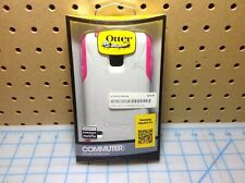 Otter Box Symmetry Series for Samsung Galaxy S5 New in Package Grey/Pink