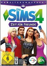 Die Sims 4: Zeit für Freunde (PC/Mac, 2015, DVD-Box) - neu + OVP