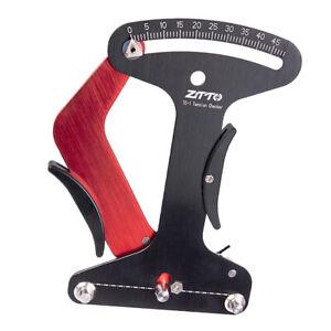 Bike  Spoke Tension Meter Gauge Measurement Adjustment Adjuster Test