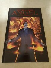 Angel After the Fall vol 2 First Night (Hardcover) Joss Whedon