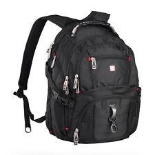 """Swiss Gear Laptop Backpack 15"""" Men Women Business Travel Backpack School Bags"""