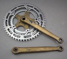 Shimano + Stronglight customized Crank/195 mm!!!/Strada/52/46/38/manivela