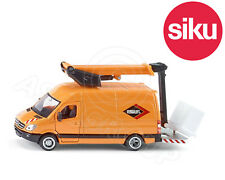 Siku NO.1940 1:50 Echelle Mercedes Sprinter Elevated Plateforme Dicast Modèle