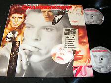 DAVID BOWIE Changes Bowie / German DoLP 1990 EMI SOUND+VISION 2LP164 7941801
