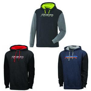 Cambpdkje Men Hoodie Polaris-Black-Logo Casual Cotton Winter Long Sleeve Pullover