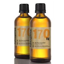 Naissance Teebaumöl Australisch (Nr. 170) 2 x 100ml - 100% reines ätherisches Öl