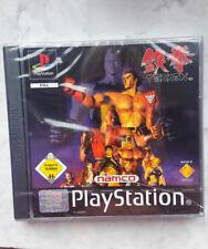 PS1 Tekken sealed / new / neu / neuf - Playstation 1